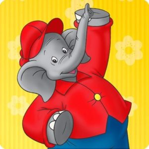 benjamin bl mchen gold neue app zum sprechenden elefanten f r ios und android erschienen. Black Bedroom Furniture Sets. Home Design Ideas