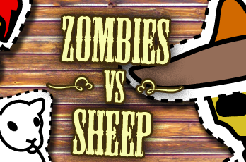 Zombies vs Sheep