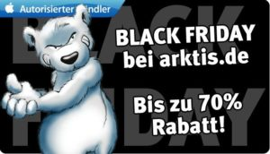 Black Friday 2012 – Arktis