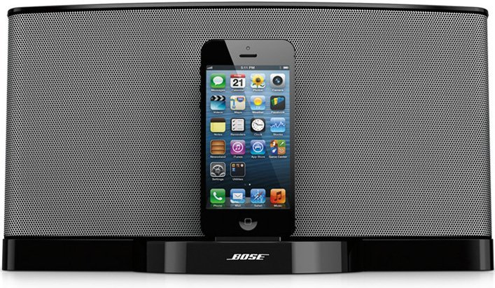 bose sounddock 3 f r iphone 5 mit lightning anschluss. Black Bedroom Furniture Sets. Home Design Ideas