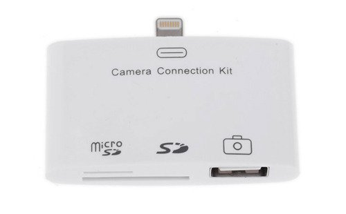 Camera Connection Kit – 3-in-1