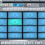 Music Studio am iPad: Chord Pads