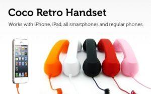 Coco Retro Handset