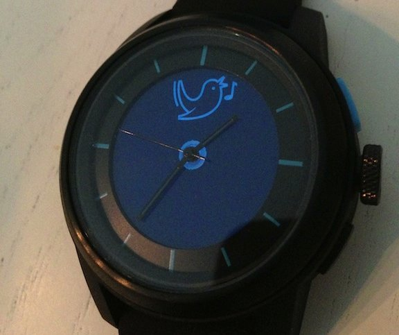 Cookoo watch connected