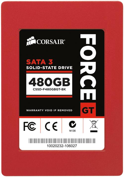 Corsair 3 Force GT