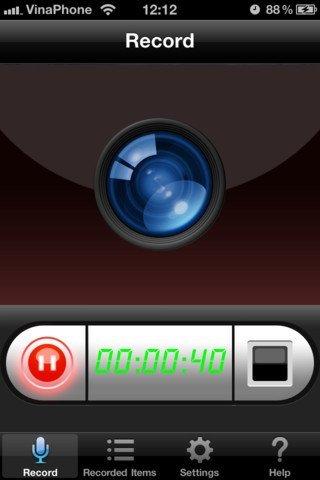 Display Recorder von Bugun Software