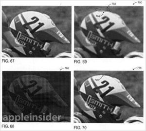 Apple Patent 8.493.482 - Erläuterung Anwendung Bayer Filter
