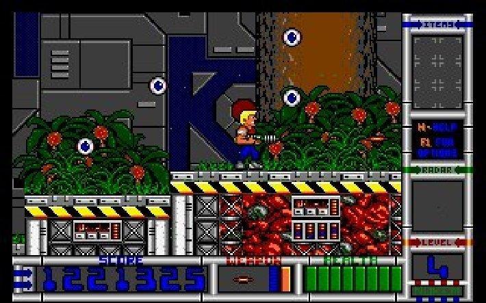 Duke Nukem - Screenshot