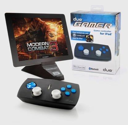 Duo Gamer - Bluetooth-Gamepad für iPad und iPhone