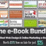 E-Books zu Webdesign und Online-Marketing im Angebot