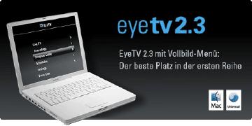 EyeTV 2.3