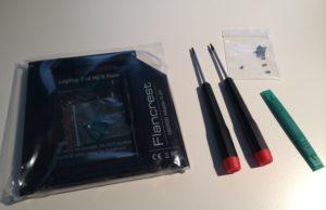 Flancrest SSD-Umrüstkit