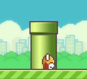 Flappy Bird. Quelle: 9to5mac