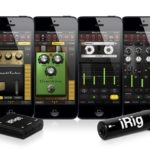 AmpliTube für iPhone und iPad mit Digital-Audio und Audiobus-Support