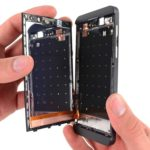 BlackBerry Z10 Display