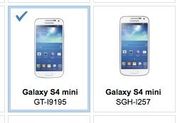 Geleakt: Samsung Galaxy S4 Mini-Fotos