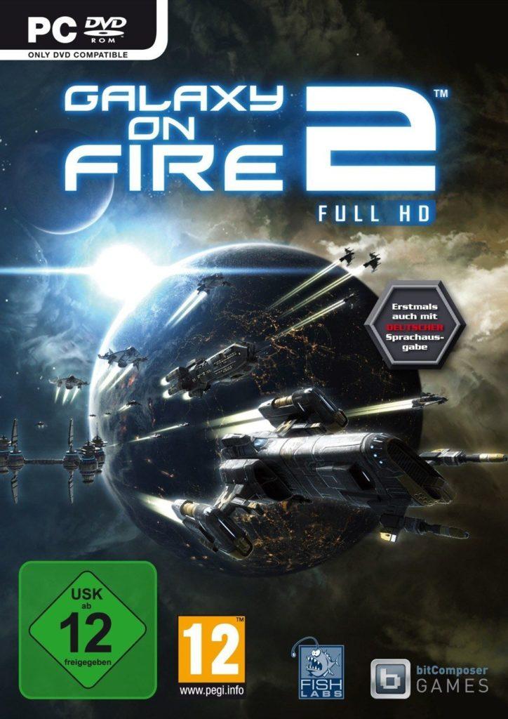Galaxy on Fire 2 Full HD Packshot PC