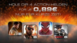 Gameloft Thanksgiving-Sale 2012