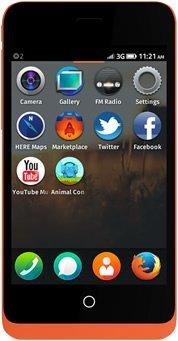 Geeksphone Keon – Firefox OS