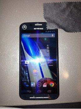 Moto X Leak, Foto: PhoneArena