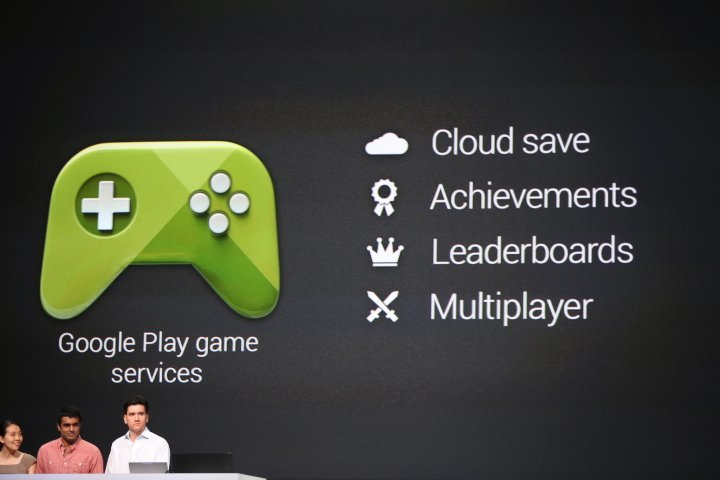 Google Play Game Services, Foto: TechCrunch