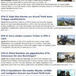 GTA 5 News PCAction.de, Screenshot vom 1.1.2013