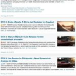GTA 5 News PCGames.de, Screenshot vom 1.1.2013