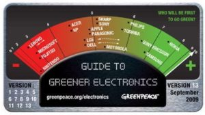 Guide to Greener Electronics 13