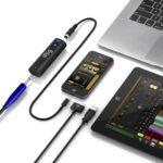 iRig: 30-Pin-Dock-, Lightning- und USB-Kompatibel