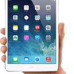 iPad Mini mit iOS 7