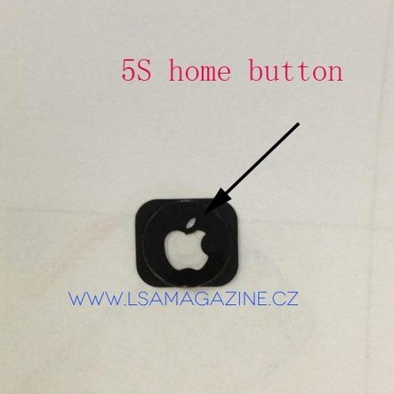 iPhone-5S-Home-Button mit Apple-Logo, Foto: LetemsvetemApplem