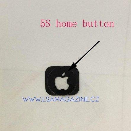 iPhone-5S-Home-Button mit Apple-Logo, Foto: LetemsvetemApplem