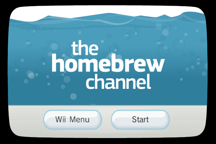 Homebrew Channel Logo, Grafik von souLLy.
