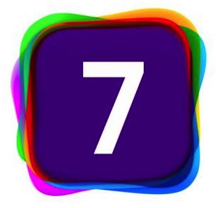 iOS 7 Logo (inoffiziell)