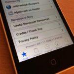 iOS 7.1.1 Jailbreak auf iPhone