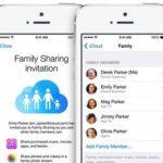 iOS 8 - Family Sharing