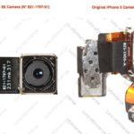 Angebliche iPhone-5S-Kamera im Vergleich. Foto: nowhereelse.fr