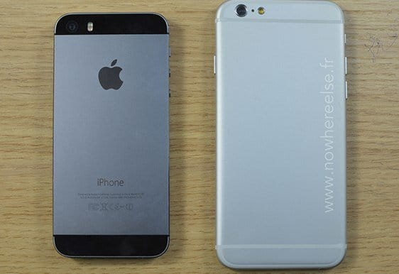 iPhone 6 Dummy
