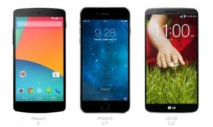 iPhone 6 Vergleich 2