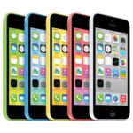 iPhone 5C in allen Farben