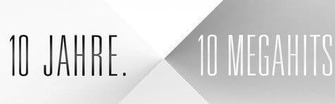 iTunes 10. Geburtstag