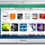 iTunes auf iPhone und MacBook
