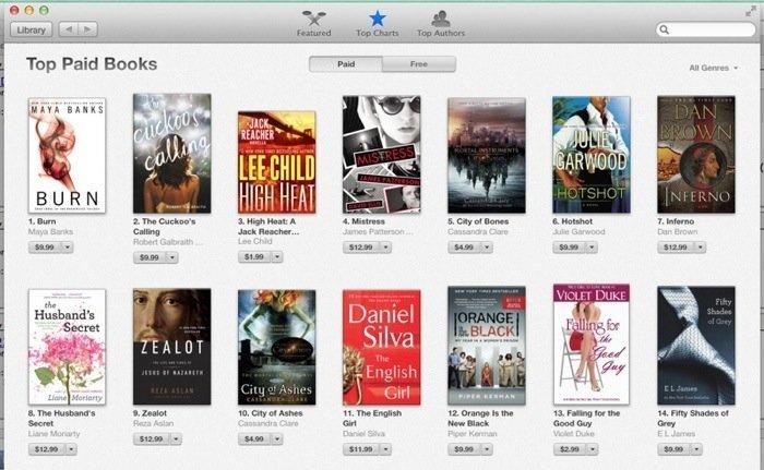 Apple verliert Berufung wegen iBooks-Buchpreisbindung