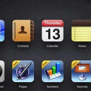 iWork für iCloud Beta