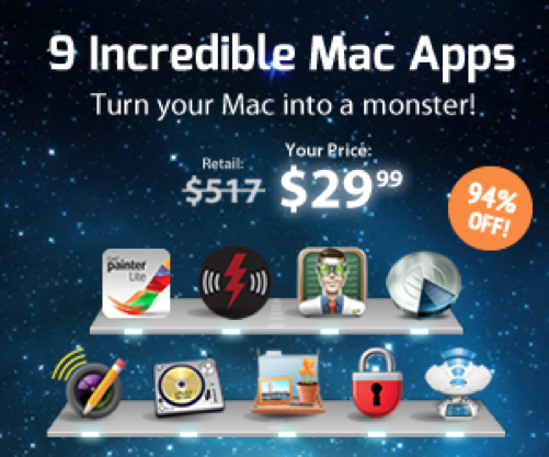 iStack Mac Bundle 3.0