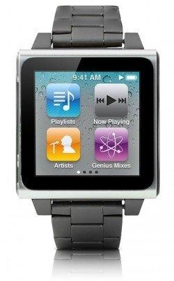 Smartwatch von Apple: iWatch?