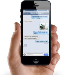 iMessage auf iPhone 4S