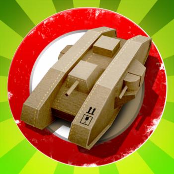 Tabletop Defense App-Icon