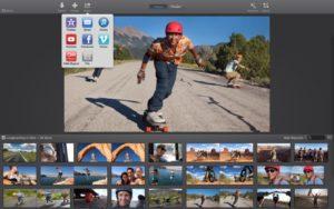 iMovie - Screenshot