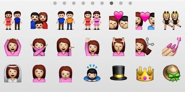 iOS 6 – gleichgeschlechtliche Emoji